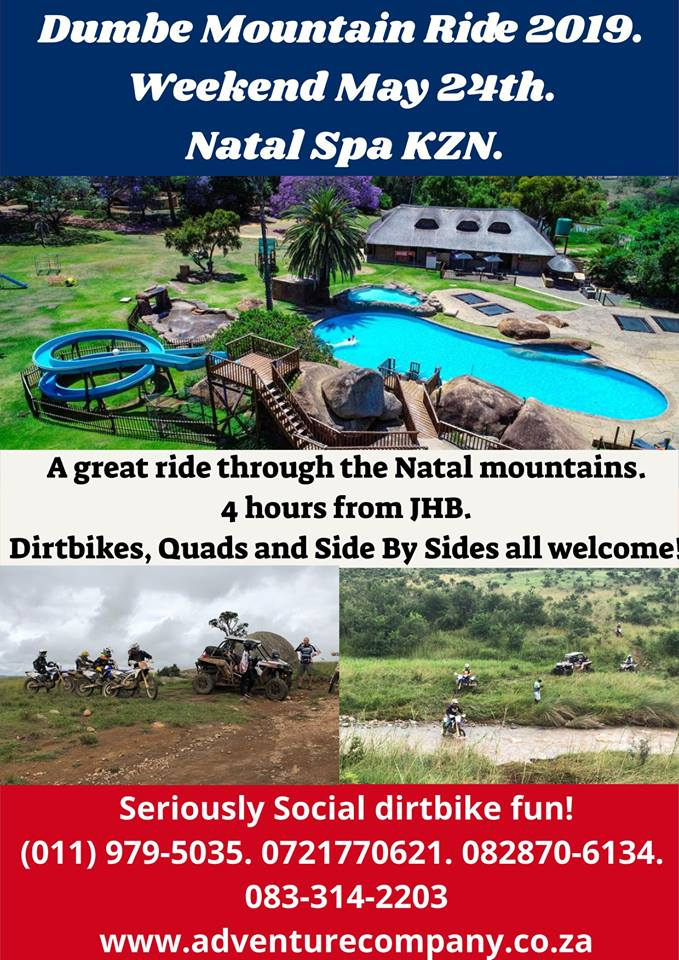 Upcoming Rides   Dirt Bike Riding Events and Races   Rip-It.co.za